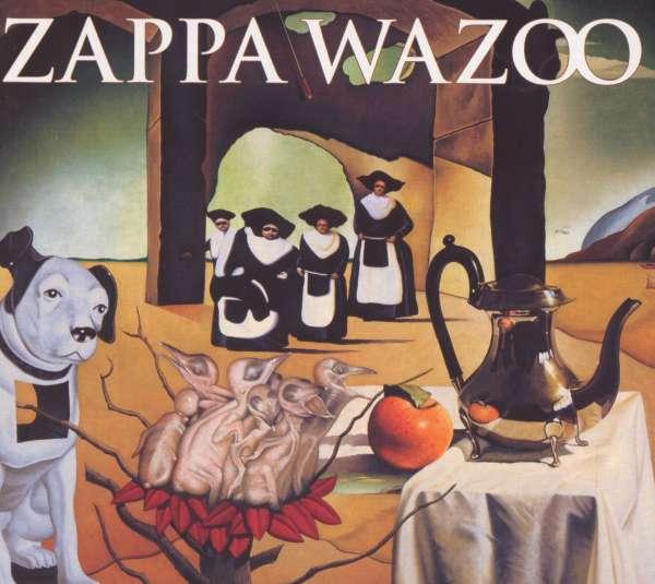 Frank Zappa Zappa Wazoo 2 Cds Jpc