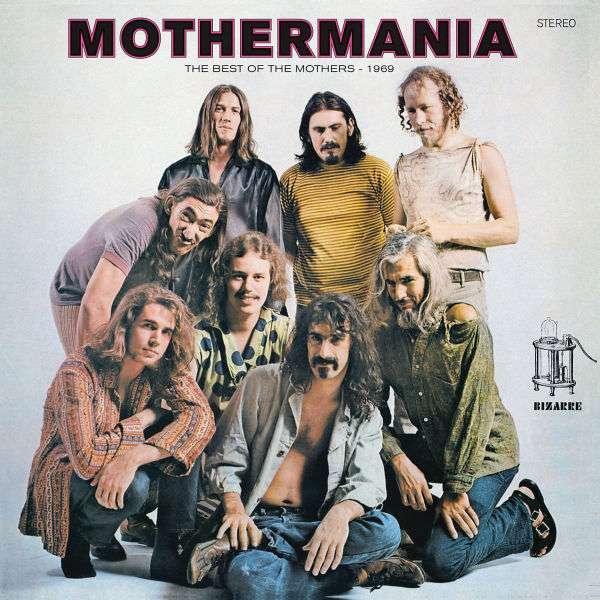 Frank Zappa Mothermania Cd Jpc
