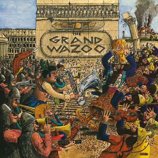 Frank Zappa The Grand Wazoo Cd Jpc