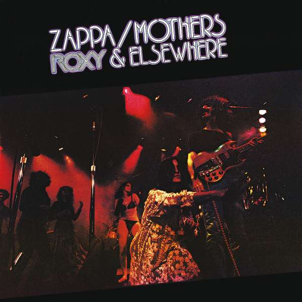 Frank Zappa Roxy Amp Elsewhere Cd Jpc