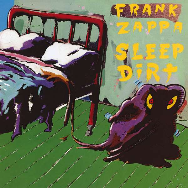Frank Zappa Sleep Dirt Cd Jpc