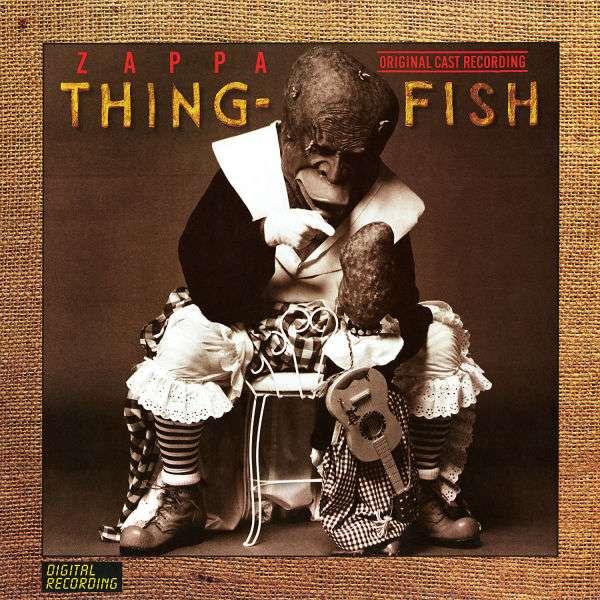 Frank Zappa Thing Fish 2 Cds Jpc