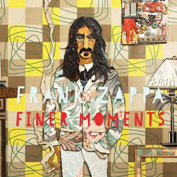 Frank Zappa Finer Moments 2 Cds Jpc
