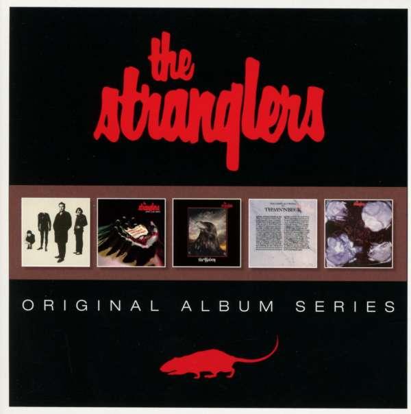 The Stranglers Original Album Series 5 Cds Jpc