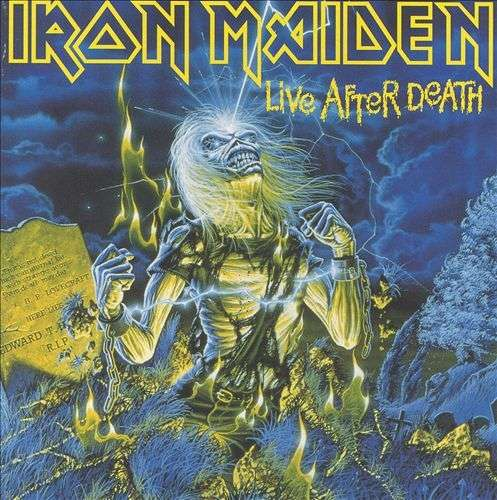Iron Maiden: Live After Death (180g) (2 LPs) – jpc