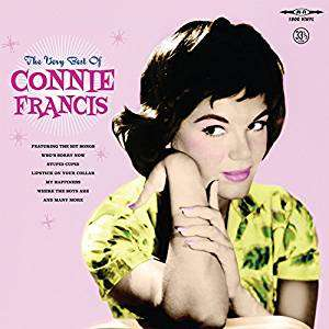 Connie Francis The Very Best Of Connie Francis 180g Lp