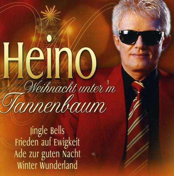 heino weihnacht unter 39 m tannenbaum cd jpc. Black Bedroom Furniture Sets. Home Design Ideas