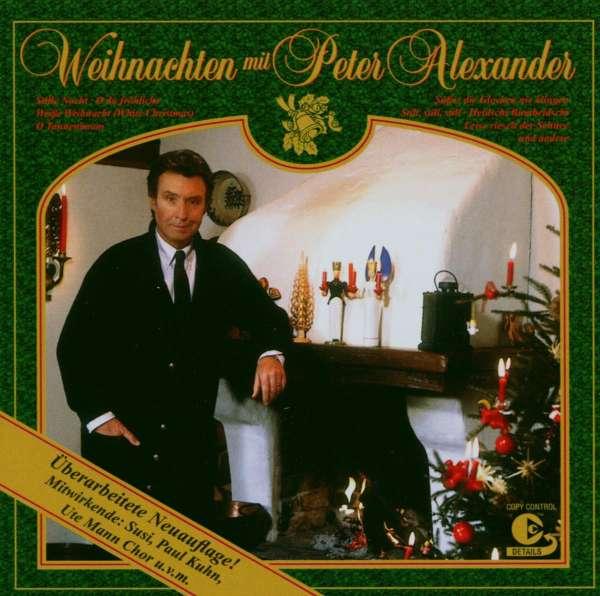 peter alexander weihnachten mit peter alexander cd jpc. Black Bedroom Furniture Sets. Home Design Ideas