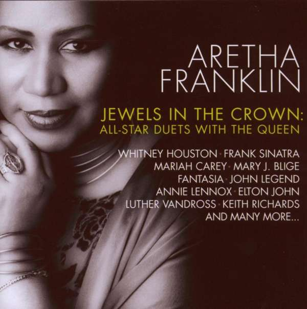 Aretha Franklin Jewels In The Crown All Star Cd Jpc