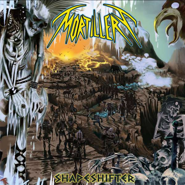 Mortillery: Shapeshifter (Limited Edition) (CD) – jpc