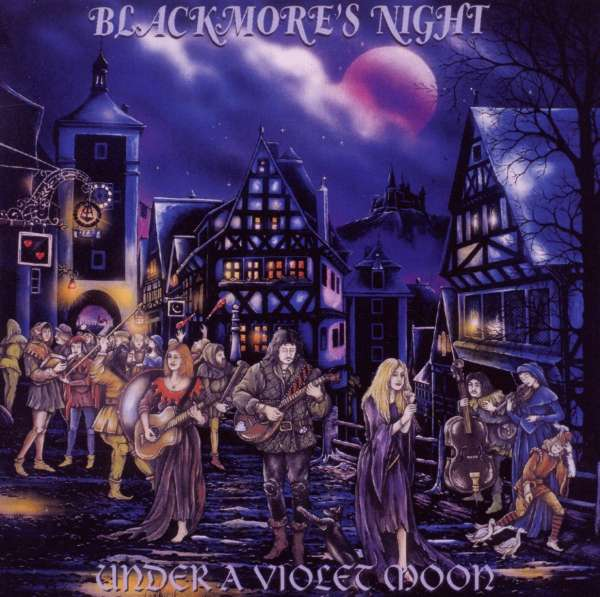BLACKMORE'S NIGHT - Under a Violet Moon (Official Audio ...