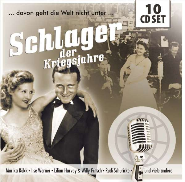 Yearswalletbox10 War CdsJpc War War Schlager The Schlager Yearswalletbox10 CdsJpc Schlager The The Yearswalletbox10 BWdCeQxro