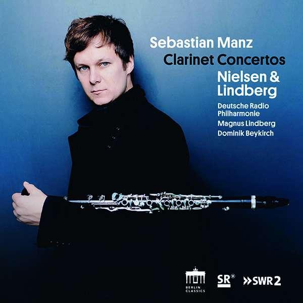 Sebastian Manz - Clarinet Concertos (CD) – jpc