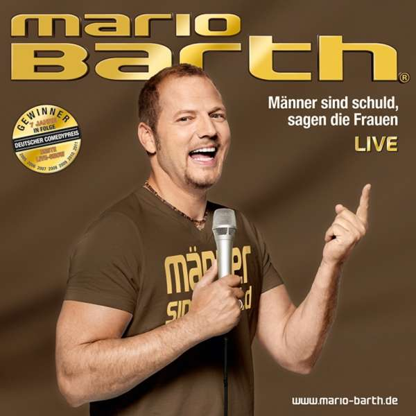 Mario Barth Cd