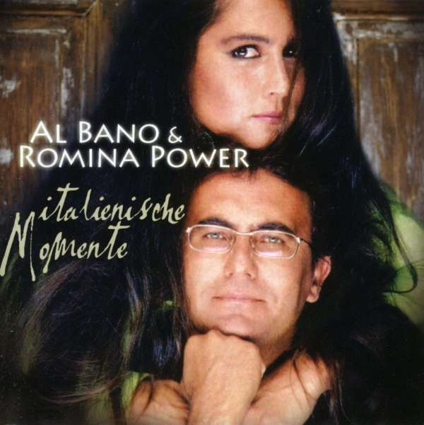 Al bano romina power italienische momente cd jpc for Al bano e romina power