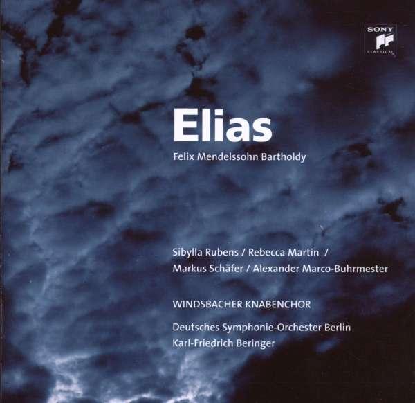Felix Mendelssohn Bartholdy Elias 2 Cds Jpc