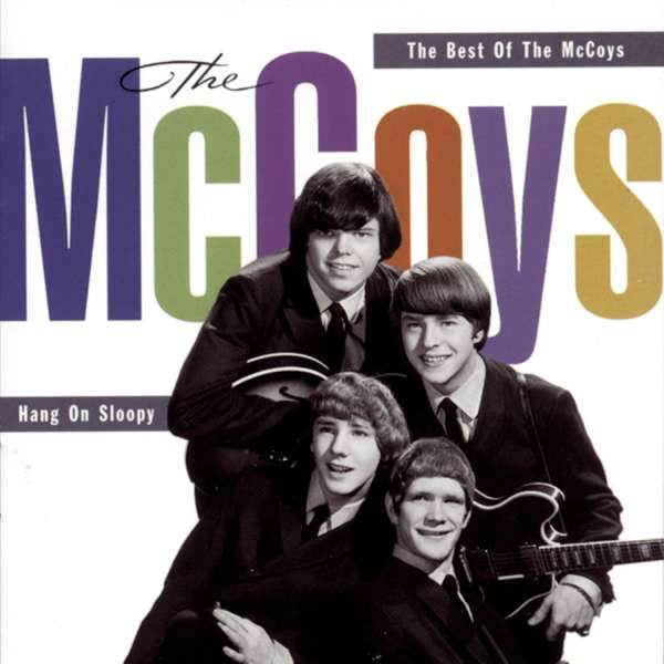 The Mccoys Hang On Sloopy The Best Of The Mccoys Cd Jpc