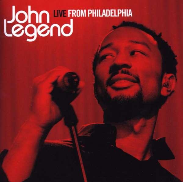 John Legend: Live From Philadelphia 2007 (CD) – jpc