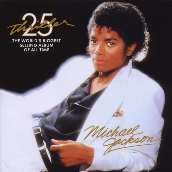 Michael Jackson Thriller 25th Anniversary Edition Cd