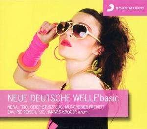 Neue deutsche welle basic 3 cds for Die neue deutsche welle