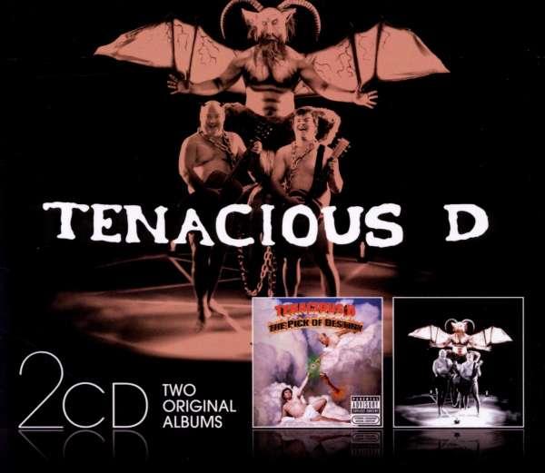 Tenacious D Tenacious D The Pick Of Destiny 2 Cds Jpc
