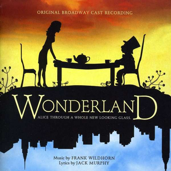wonderland musical soundtrack
