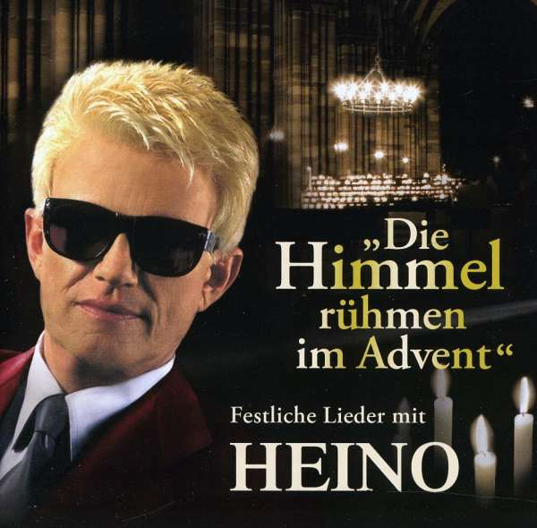 heino die himmel r hmen im advent cd jpc. Black Bedroom Furniture Sets. Home Design Ideas