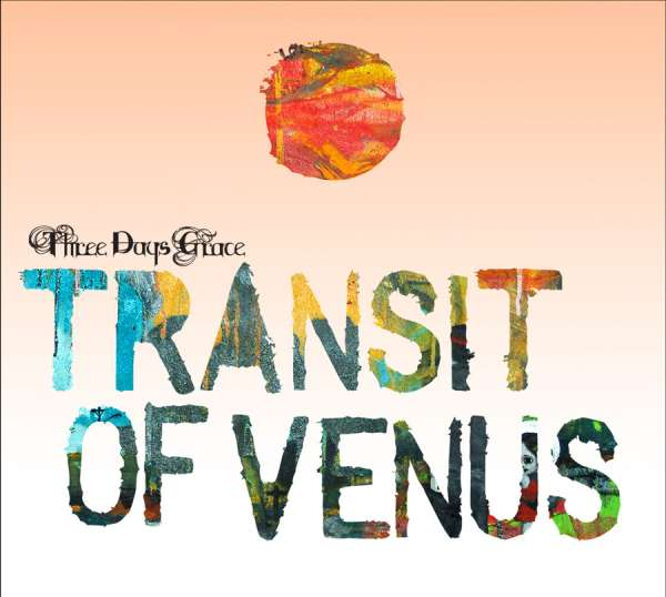 Three Days Grace Transit Of Venus Cd Jpc
