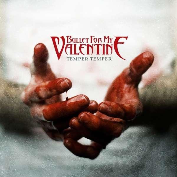 Bullet For My Valentine Temper Temper Lp Jpc