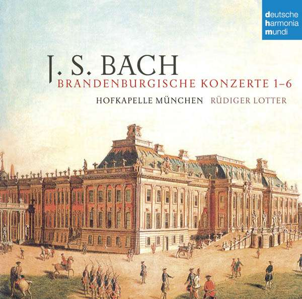 Brandenburgische Konzerte Bach