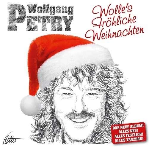 Cd Weihnachten.Wolfgang Petry Wolle S Fröhliche Weihnachten