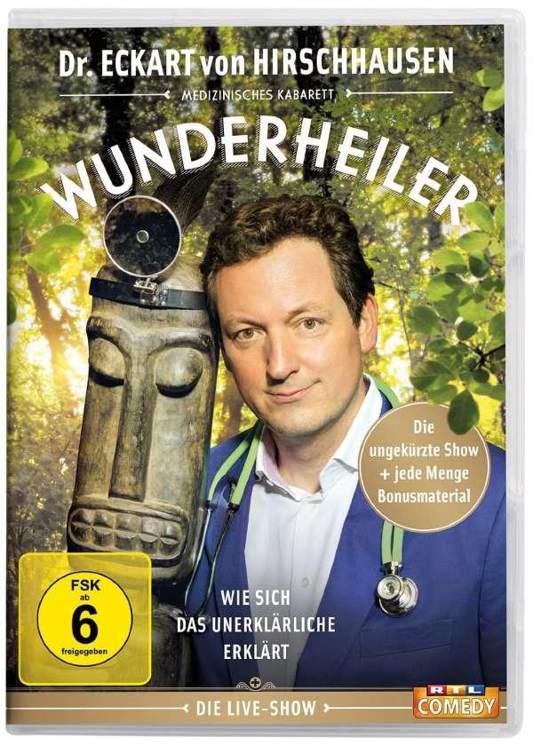 dr eckart von hirschhausen wunderheiler