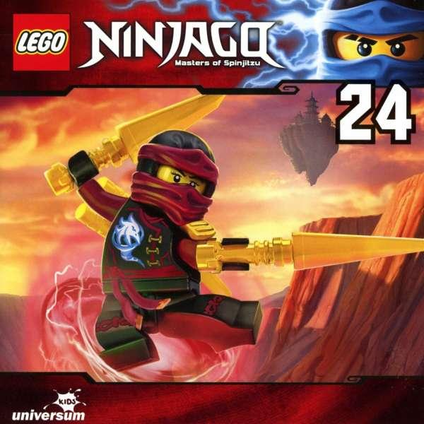 84b43c63b4f2b5 LEGO Ninjago (CD 24)