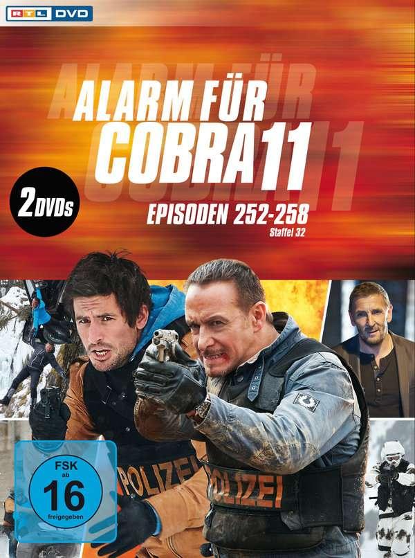 Alarm Für Cobra 11 Staffel 32 2 Dvds Jpc
