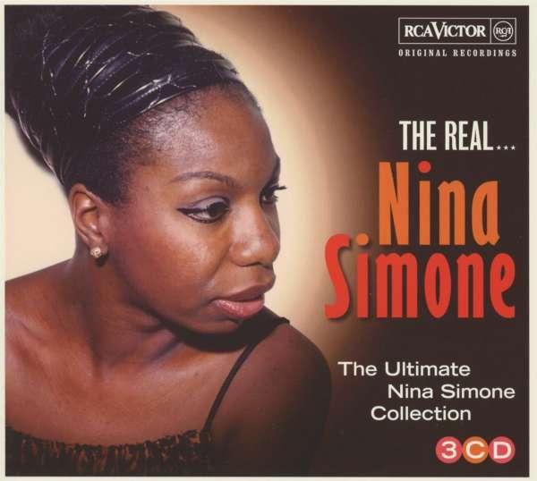 Nina Simone: The Real Nina Simone - 0888837781923