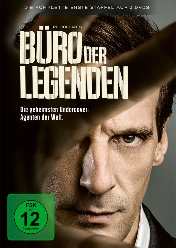 Buro Der Legenden Staffel 1 3 Dvds Jpc