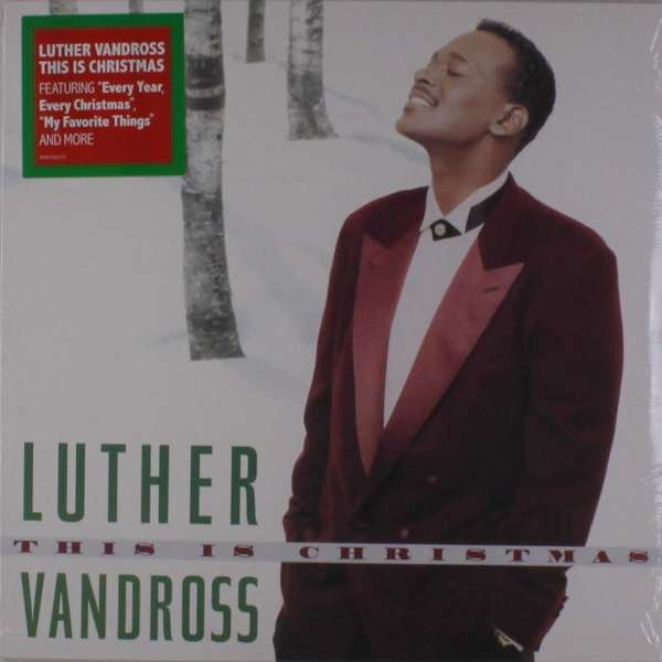Luther Vandross: This Is Christmas (LP) – jpc