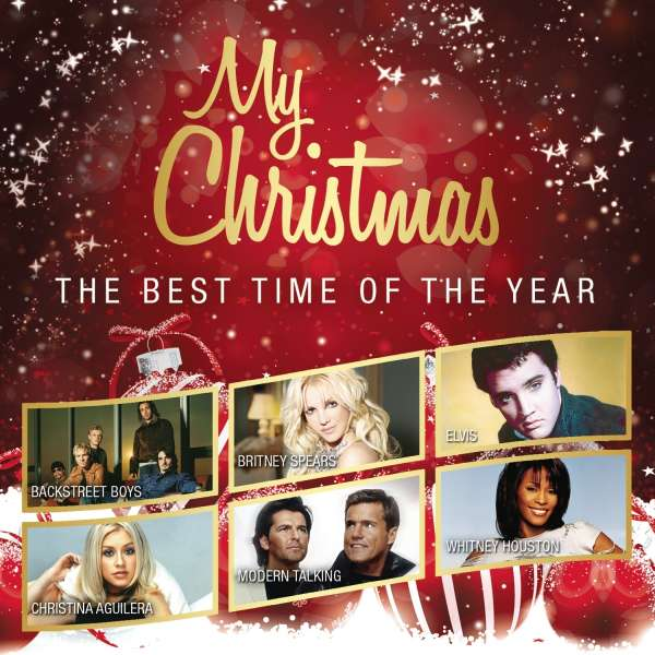 my christmas the best time of the year cd jpc