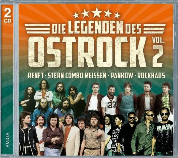 Die Legenden Des Ostrock Ii 2 Cds Jpc