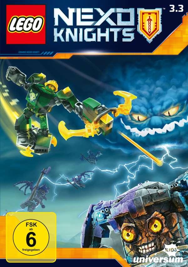 Lego Nexo Knights Staffel 3 Box 3
