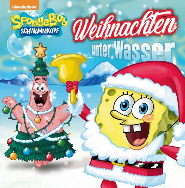 spongebob schwammkopf spongebob schwammkopf weihnachten. Black Bedroom Furniture Sets. Home Design Ideas