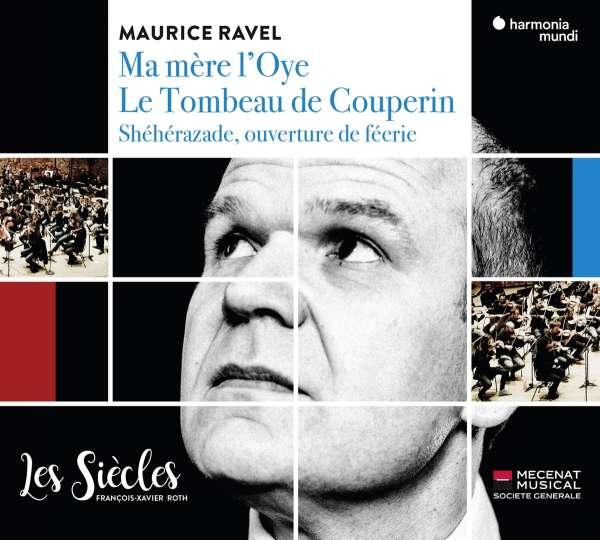 Maurice Ravel Ma Mere L Oye Cd Jpc