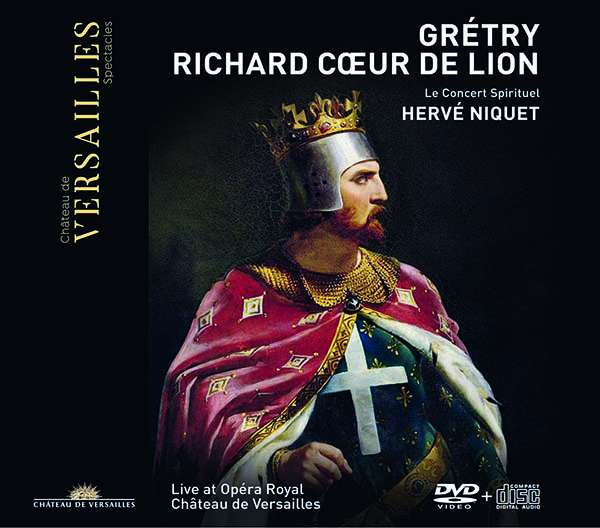 Andre Modeste Gretry: Richard Coeur de Lion (1 DVD und 1 CD) – jpc