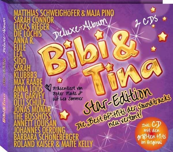 Filmmusik Bibi Tina Star Edition Die Best Of Hits Der
