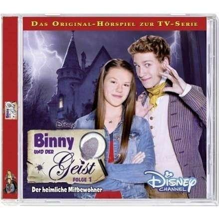 Disney Binny Und Der Geist 1 Der Heimliche Mitbewohner Cd Jpc