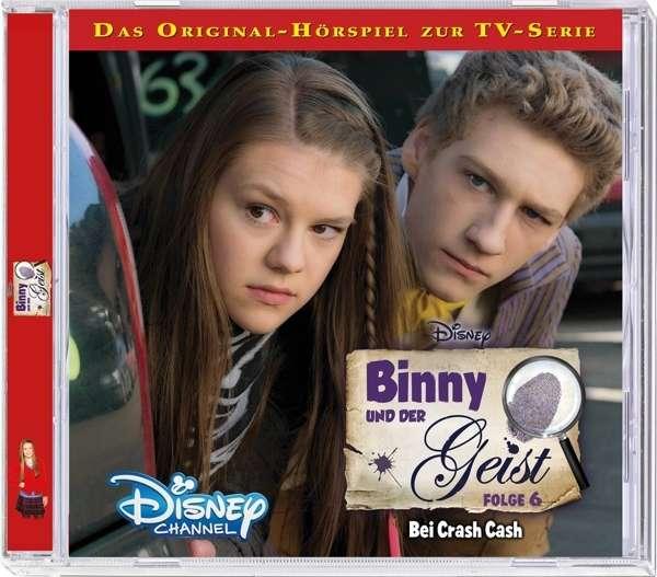 Disney Binny Und Der Geist 06 Bei Crash Cash Cd Jpc