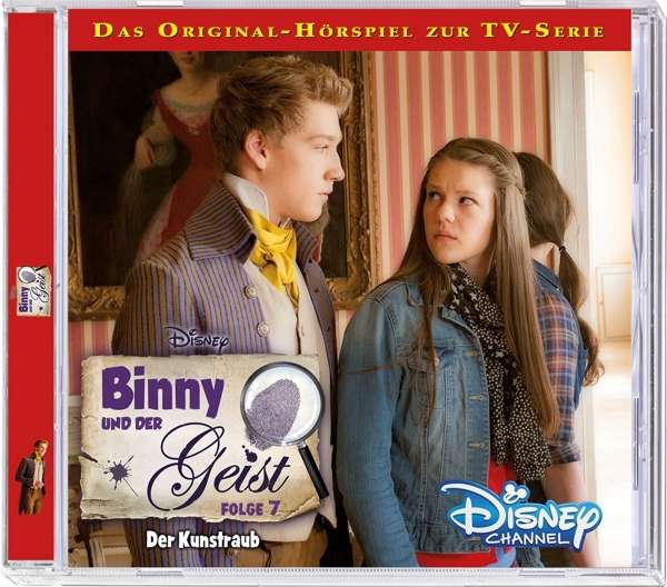 Disney Binny Und Der Geist 07 Der Kunstraub Cd Jpc