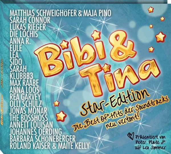 Filmmusik Bibi Tina Star Edition Die Best Of Hits Der