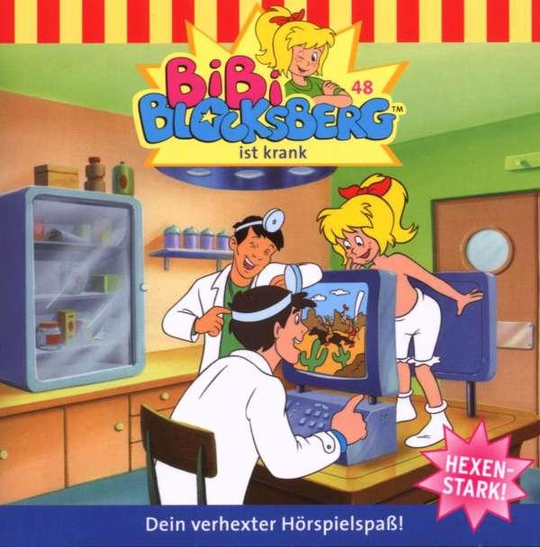 Bibi Blocksberg 48 ist krank (CD) - jpc
