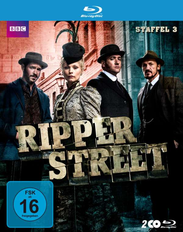 Ripper Street Staffel 3 Deutsch